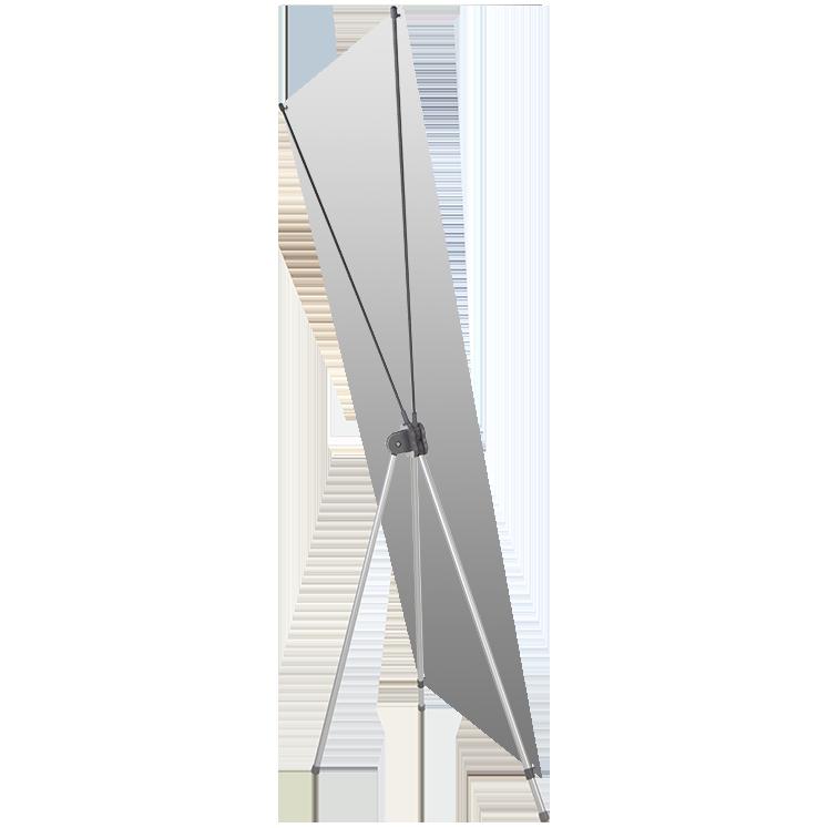 X Banner Stand Price, Flex X Placard Socle, Pucker X Playbill Pedestal