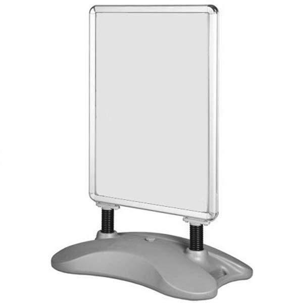 Shrink Daybill Base, Flex Poster Pedestal, Shrink Placard Base