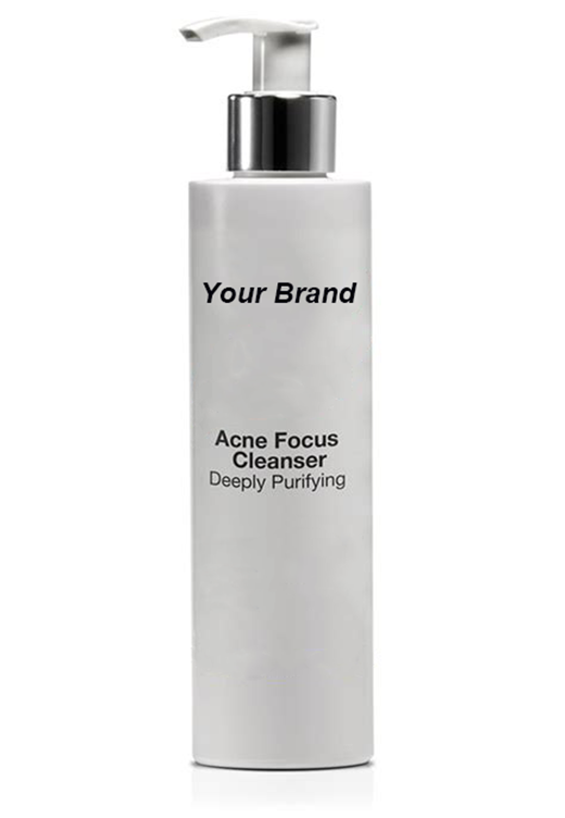 face wash private label