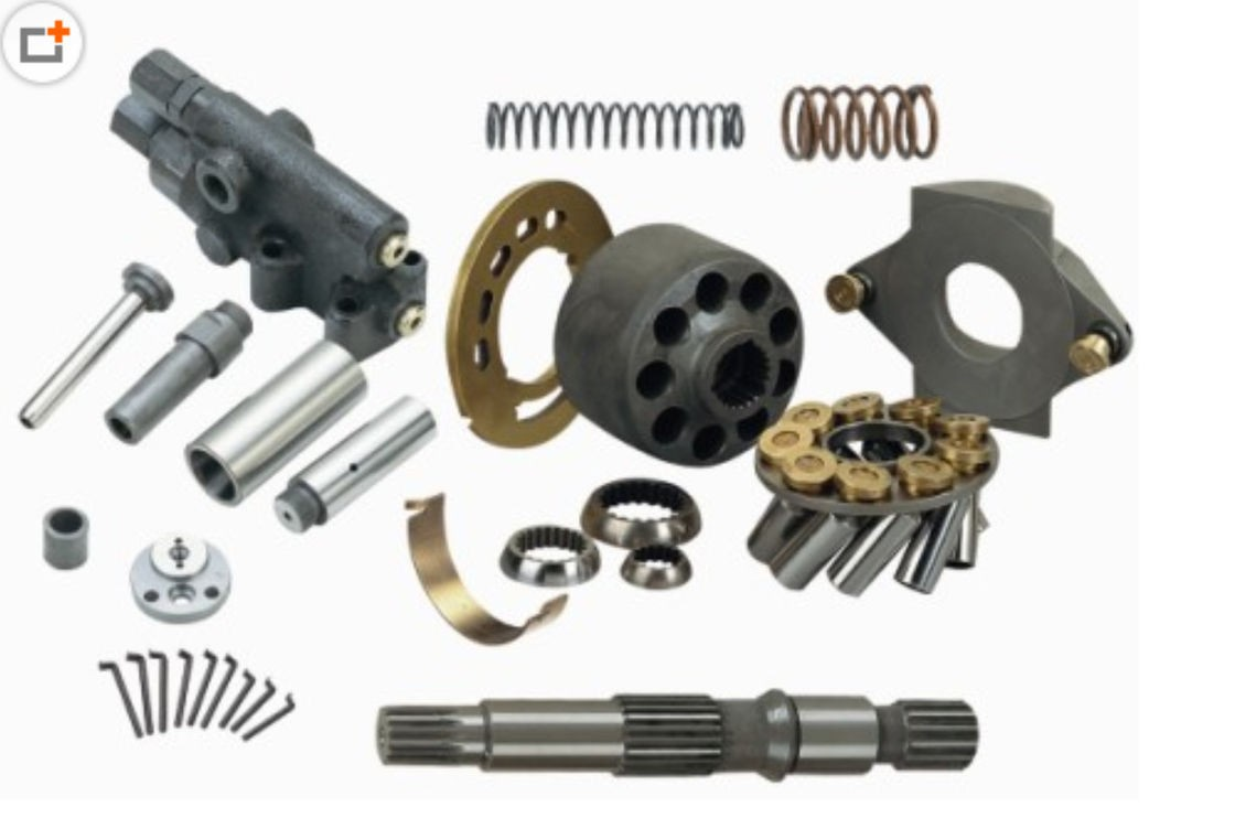 A10VSO28/A10VSO45/A10VSO71/A10VSO100/A10VSO140 Rexroth Hydraulic Pump Parts Cylinder Bock/ DFR Valve