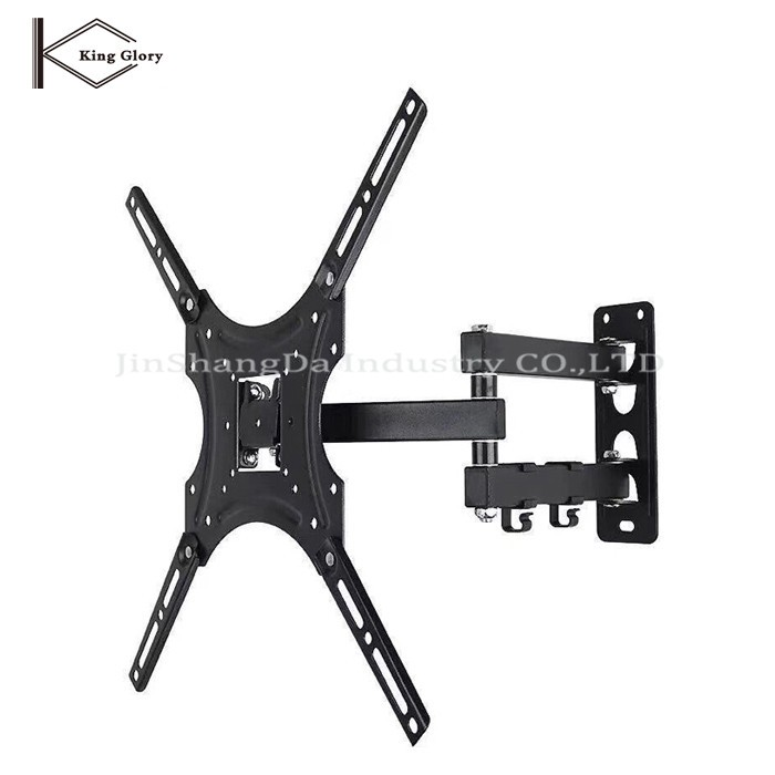Full Motion Adjustable TV Mount