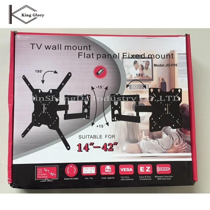 Full Motion Swing TV Mount Manufacturers, Full Motion Swing TV Mount Factory, Supply Full Motion Swing TV Mount