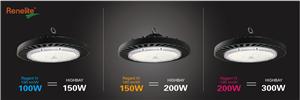 190lm/W LED Highbays