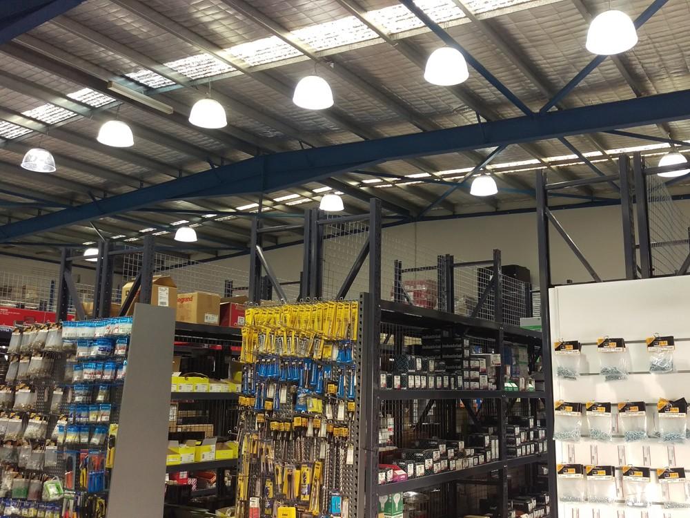 Sydney TLE Electrical - 200W Regent III Highbays