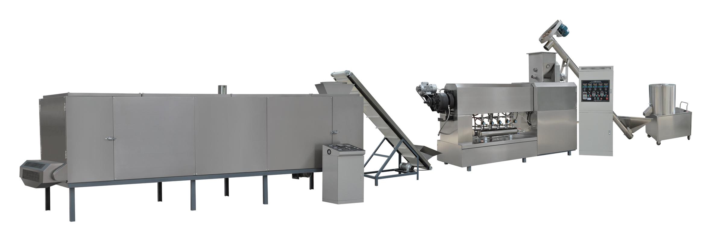 China Macaroni Pasta Production Line