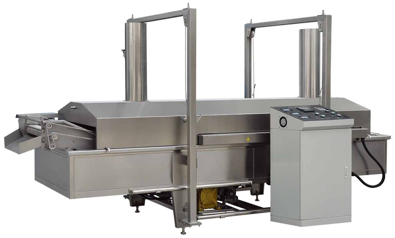 Quality Continuous Frying Machine