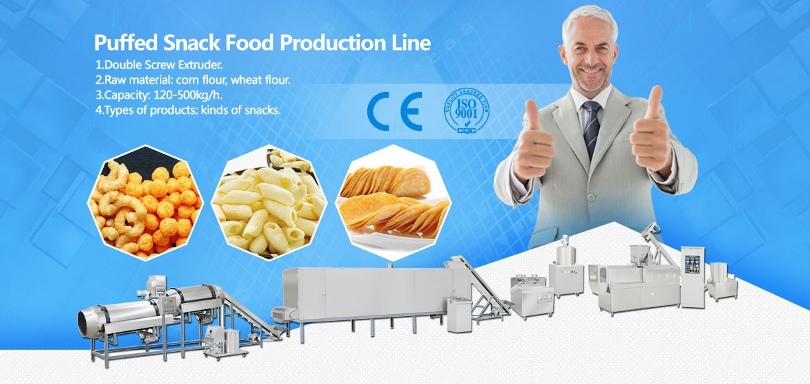 Snack Food Production Lines