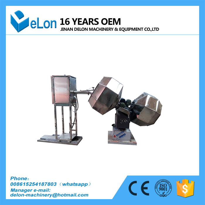 Octagon Barrel Seasoning Machine