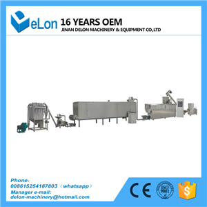 Breakfast Nutrition Powder Production Line