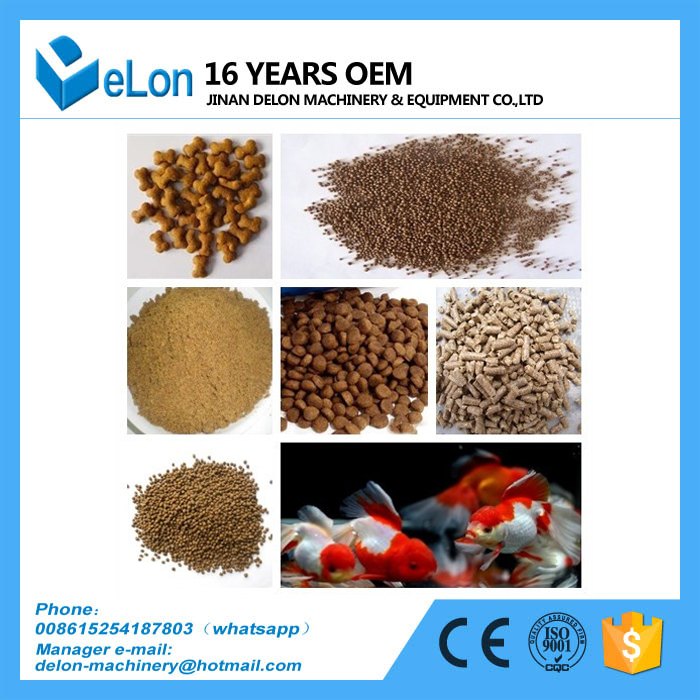 Pig Feed Production Line