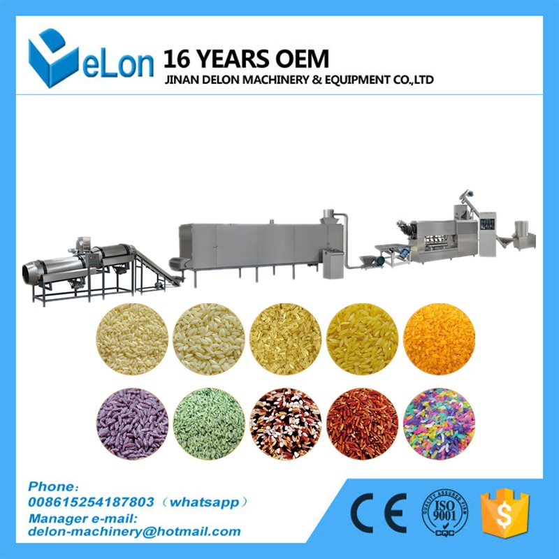 Custom China Artificial rice production equipment, Artificial rice production equipment Manufacturers, Artificial rice production equipment Producers