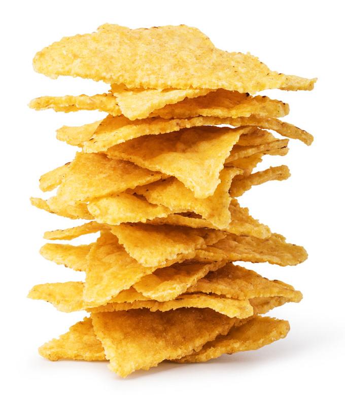 Corn chips making machine