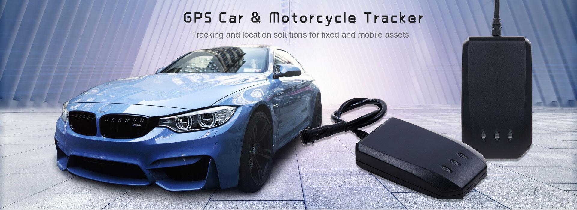 GPS Voertuig Tracker