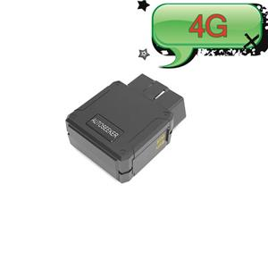 4G OBDII GPS Vehicle Tracker