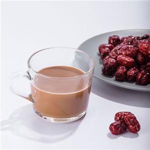 Jujube-Kaffee