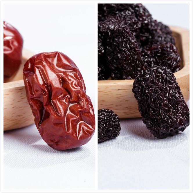 Black date vs red date