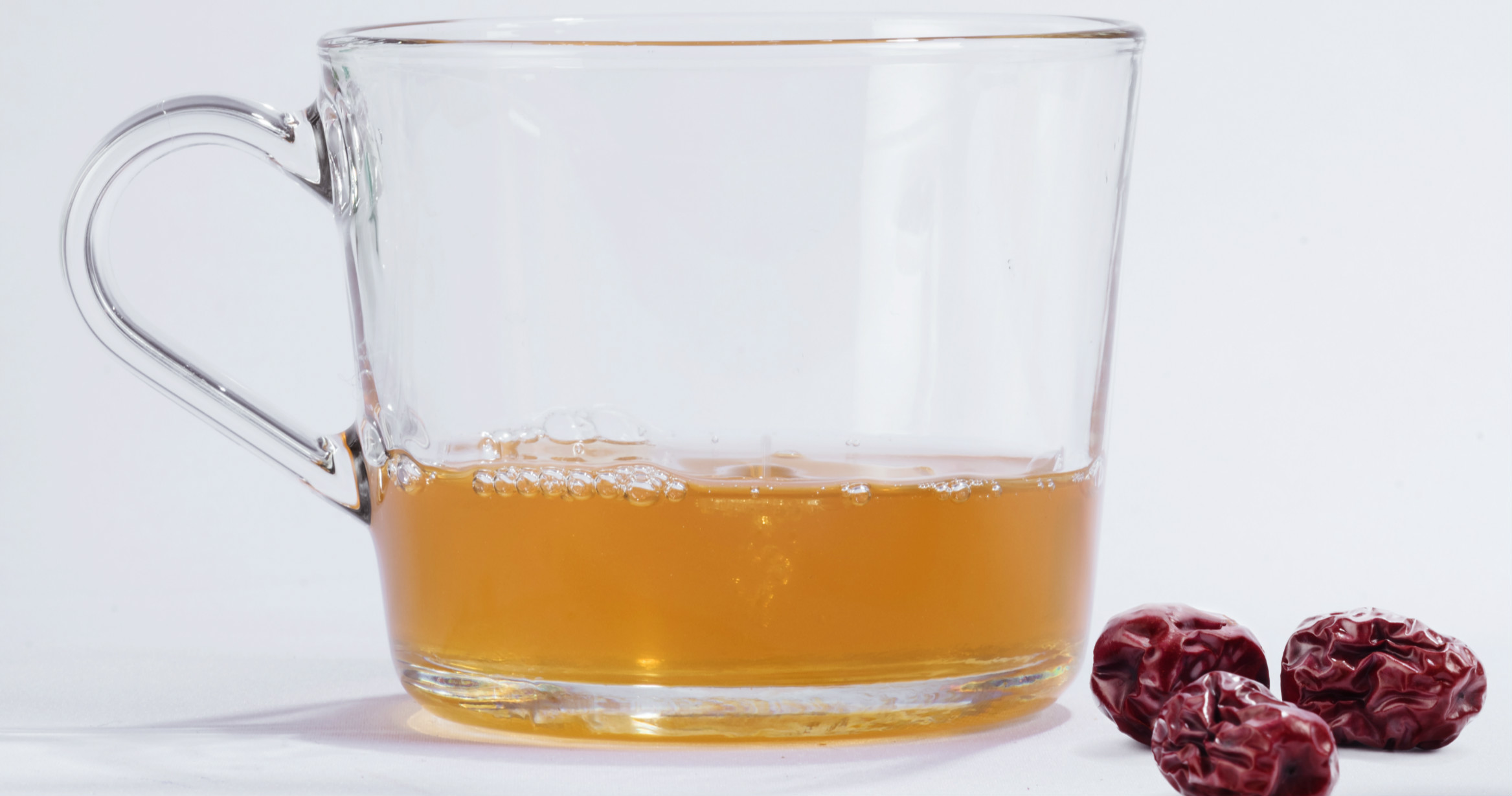 What are the benefits of drinking honey jujube tea?