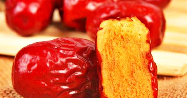 qingjian jujube fruit