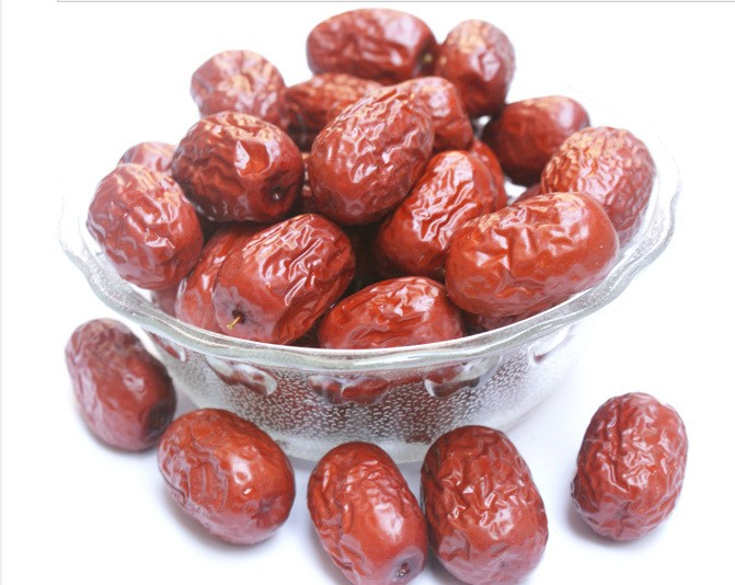 The efficacy of red dates