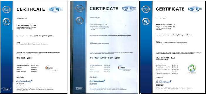 Certifikace kvality