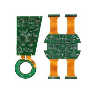 Rigid-flexibel PCB