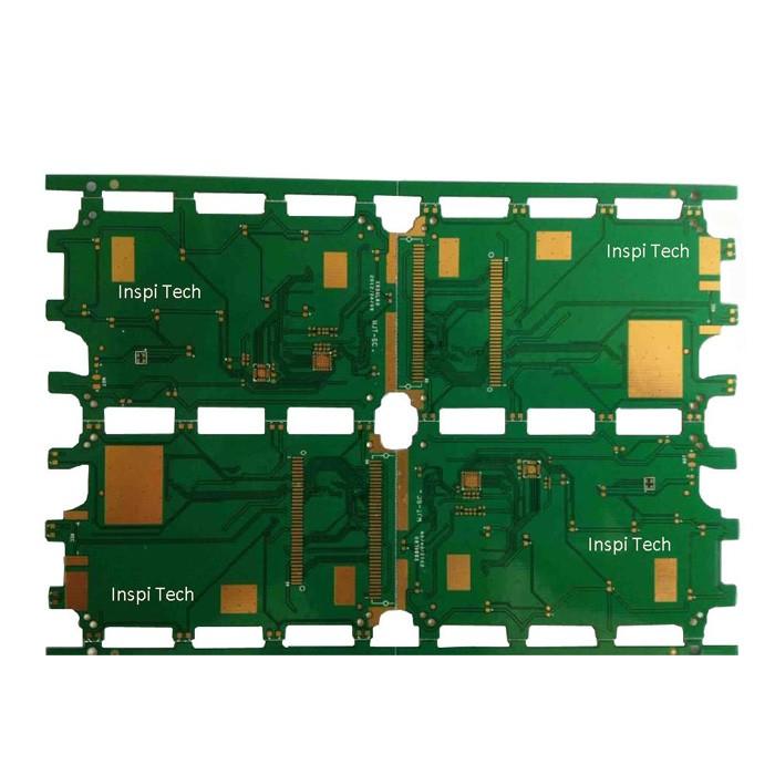 HDI PCB Board med blind och begravdes hål