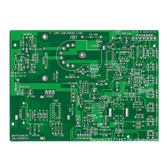 bakplans PCB