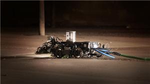 Budování robotické bezpečnostní inspektoři NABS Gecko Robotics 40 milionů $