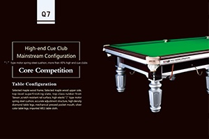 Pool Table cinese