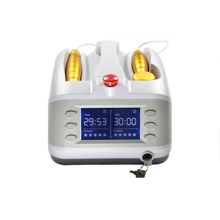 Pain Relief Therapy Laser Hemotherapy Machine