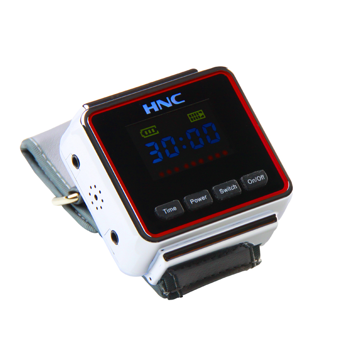 Wrist Medical Nasal Polyps Laser Treatment Watch