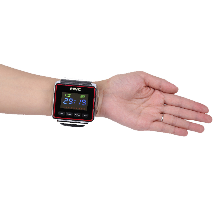 Hnc Laser To Treat Hypertension Wrist Watch For Blood Sugar