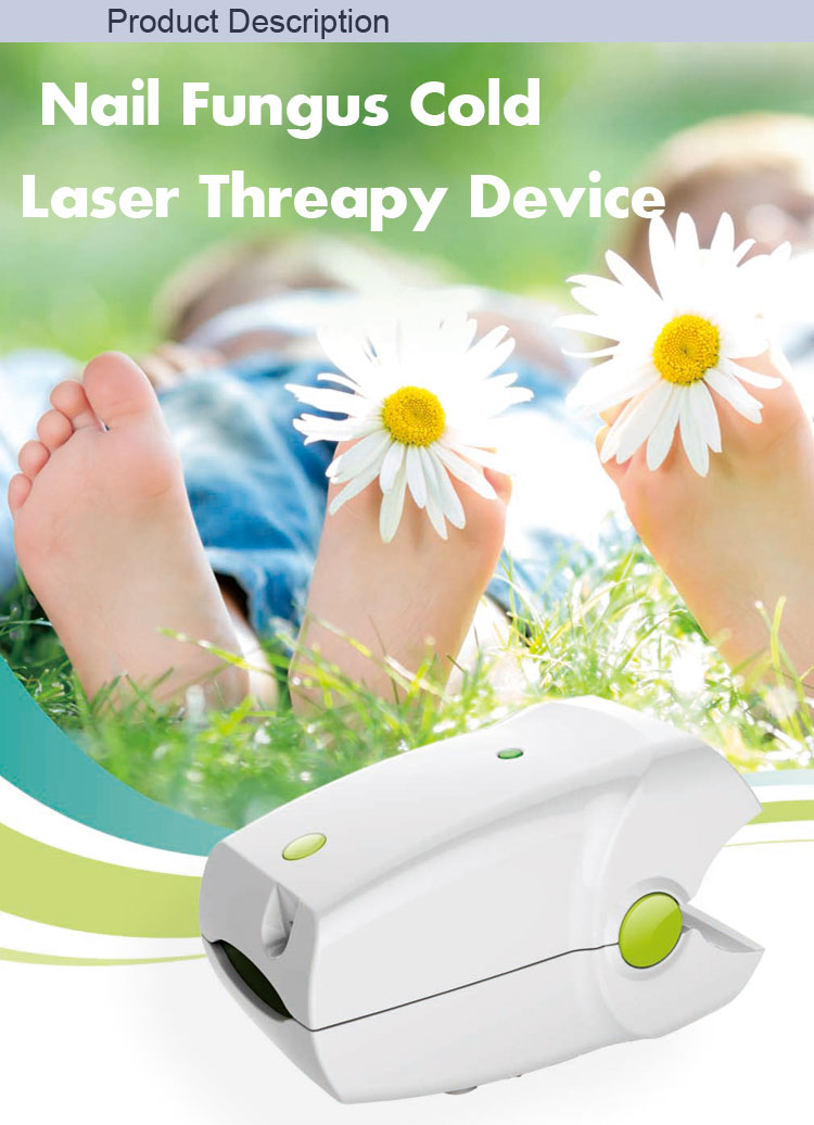 Laser fungal treatment machine