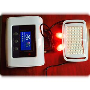 التهاب المهبل الأشعة تحت الحمراء 650nm تنمو ضوء العلاج الكولاجين الأحمر بقيادة الجهاز