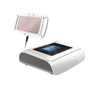 Dispositivo conduzido vermelho da terapia do alívio das dores da pele da luz infra-vermelha