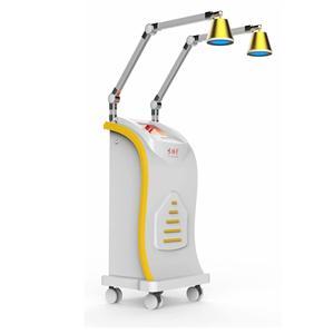 مستشفى استخدام المليمترات الموجة لمرضى السكري جهاز العلاج القدم