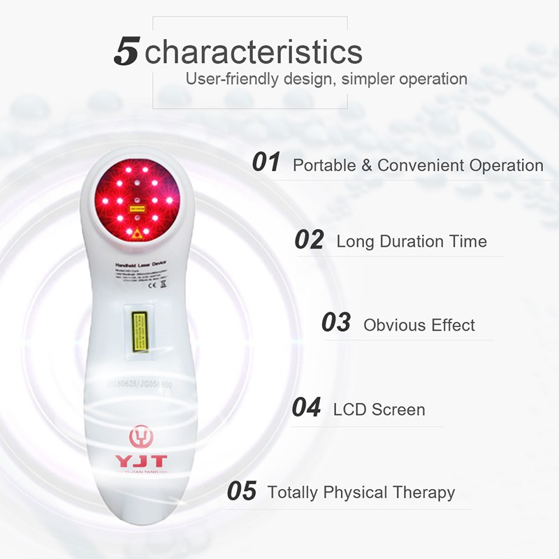 Cold Laser Therapy Device Semiconductor Treatment Instrument Manufacturers, Cold Laser Therapy Device Semiconductor Treatment Instrument Factory, Supply Cold Laser Therapy Device Semiconductor Treatment Instrument