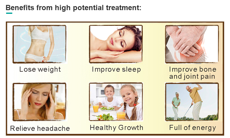 HNC high potential therapeutic equipment