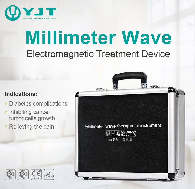 millimeter wave therapy instrument