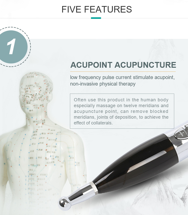 high quality electronic acupuncture pen sales