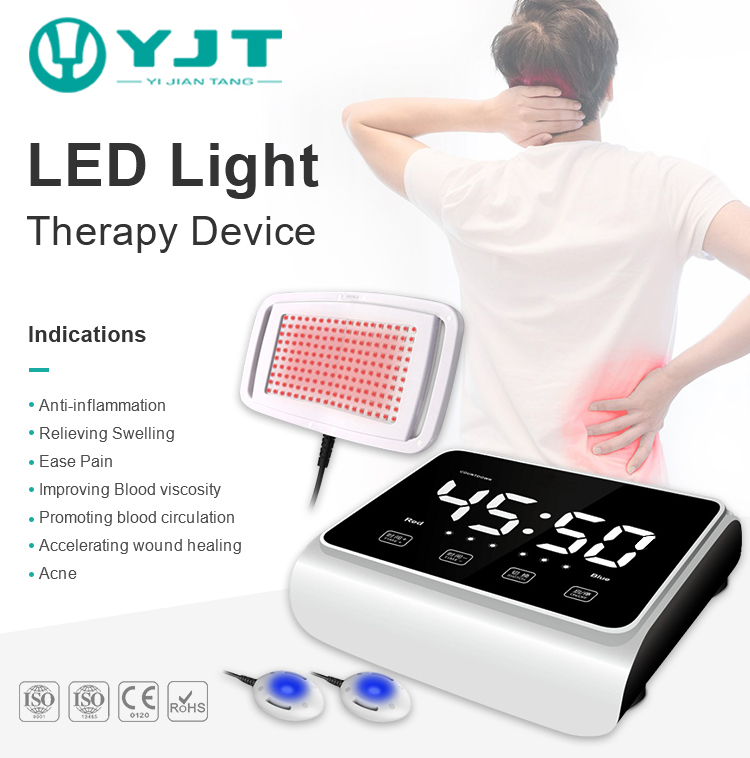 infrared light for pain device