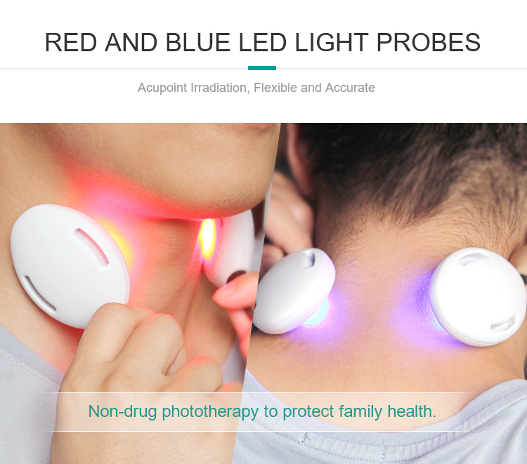 led red light therapy device 660nm