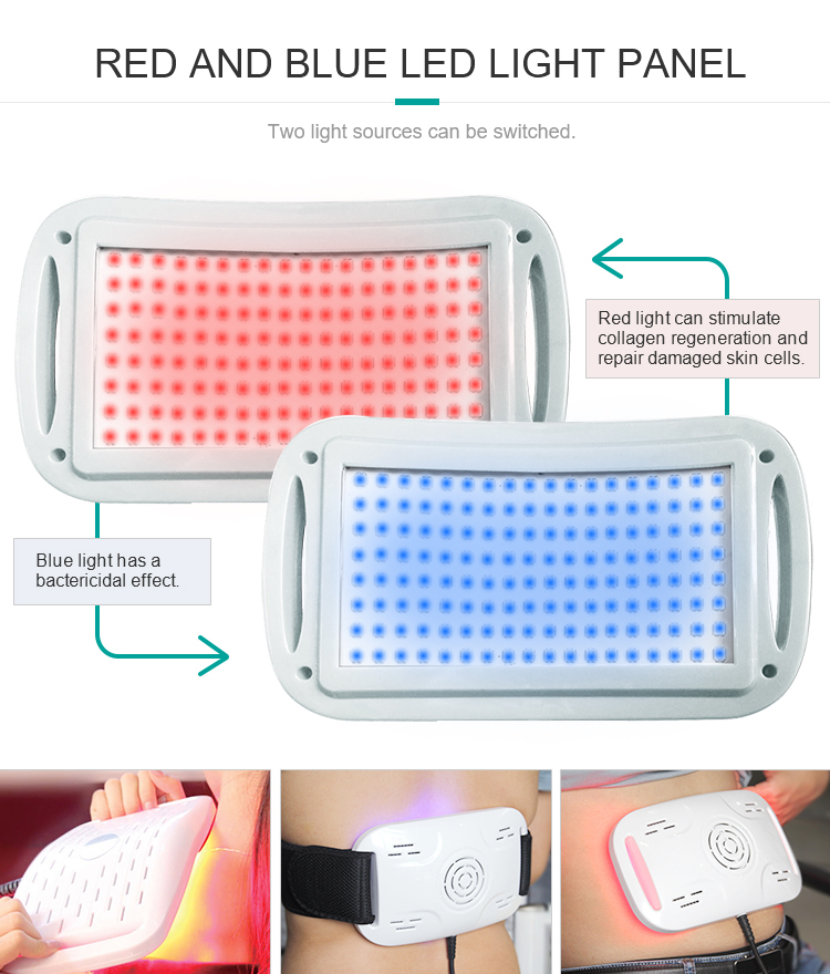 physical therapy infrared light device