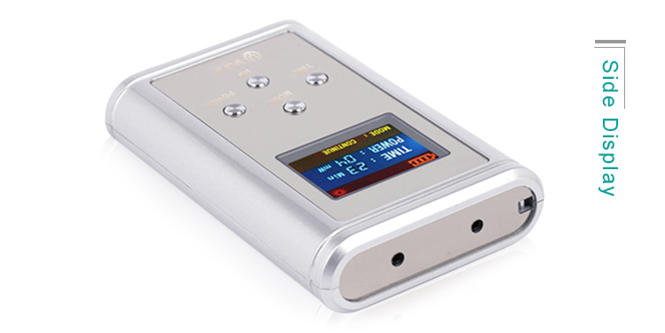 Nasal laser treatment instrument