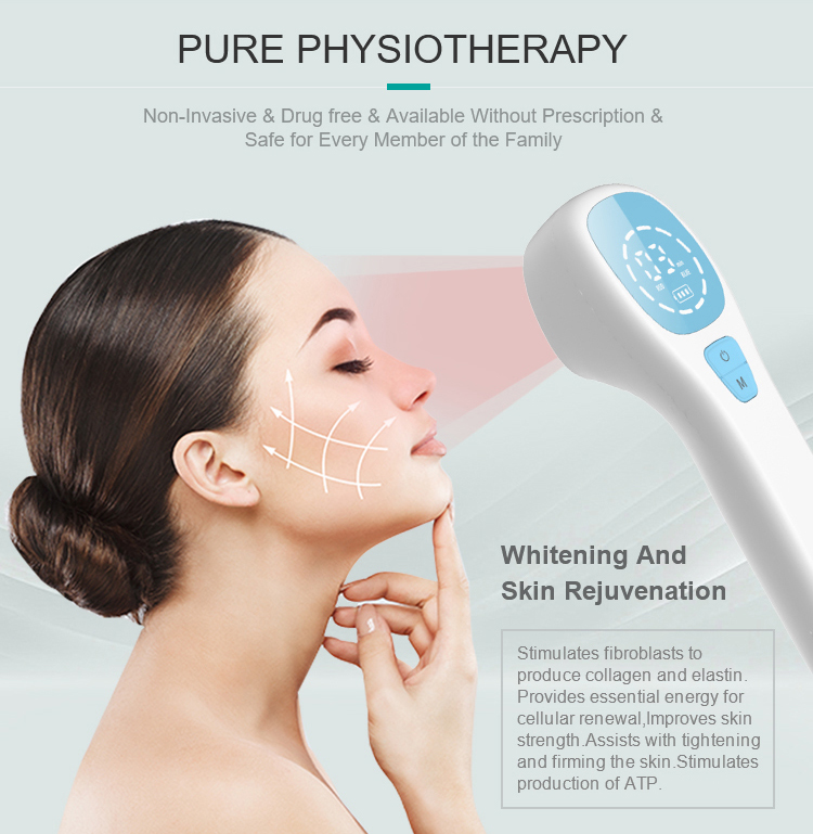 LED Facial Beauty SPA Therapy