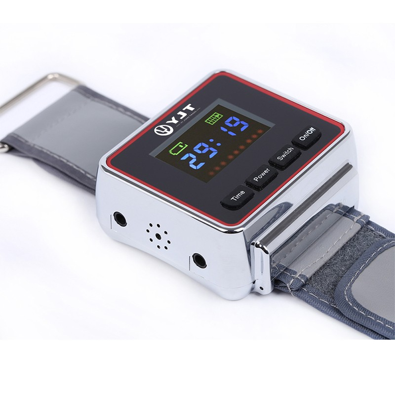 Lllt Wrist Low Level Laser Treatment Wrist Watch