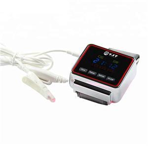 건강 당뇨병 손목 레이저 치료기구 시계