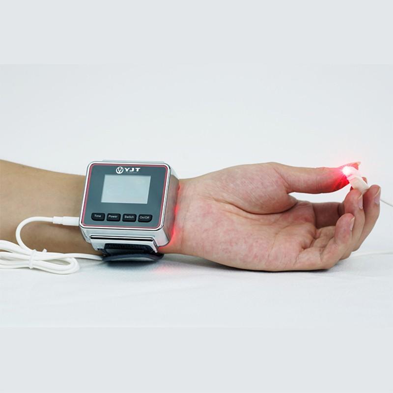 Pressure laser treatment watch,laser treatment watch supplier,China laser treatment watch manufacturer