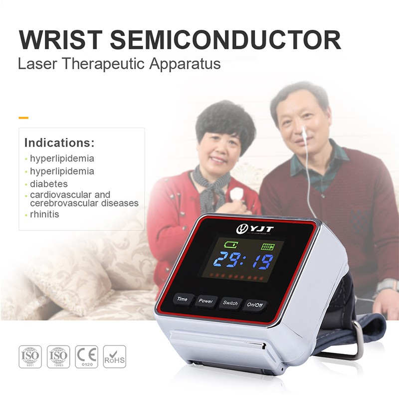 Blood Pressure 650nm Laser Therapy Diabetic Watch Manufacturers, Blood Pressure 650nm Laser Therapy Diabetic Watch Factory, Supply Blood Pressure 650nm Laser Therapy Diabetic Watch