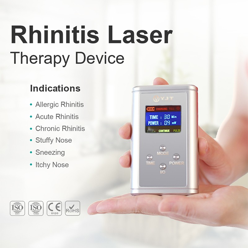 Physical Sinusitis Therapy Allergic Rhinitis Laser Treatment Device Manufacturers, Physical Sinusitis Therapy Allergic Rhinitis Laser Treatment Device Factory, Supply Physical Sinusitis Therapy Allergic Rhinitis Laser Treatment Device